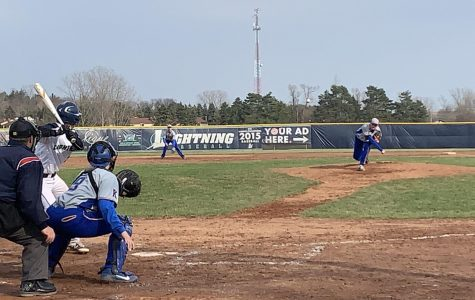 Baseball ties two in last four games