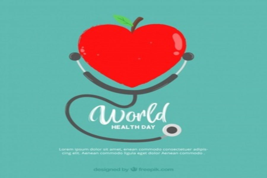 Students+and+staff+believe+health+is+important+everyday%2C+not+just+for+World+Health+day%2C+which+falls+on+Sunday%2C+April+7+