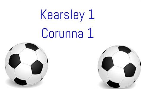 Soccer ties Corunna