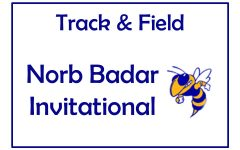 Braziel, Silvas, Ramey lead track and field teams at Badar