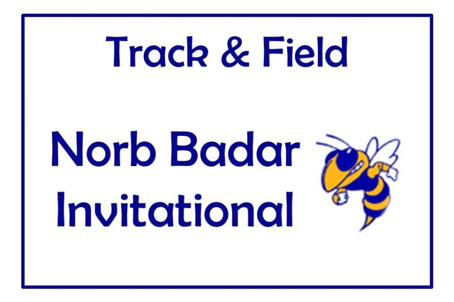 The track and field teams competed at the Norb Badar Invitational on Tuesday, May 28.