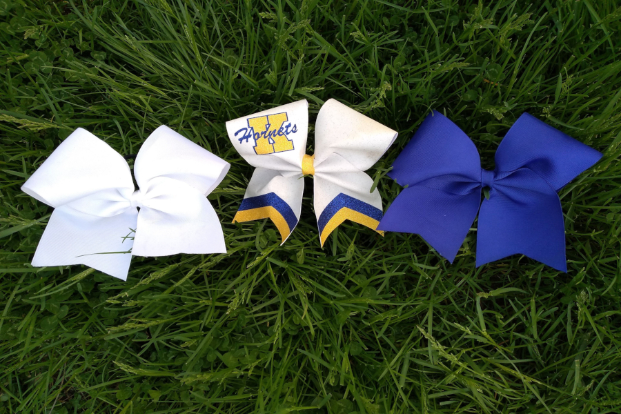 Cheer camp is a time for cheerleaders to grow and gain new skills for the season.