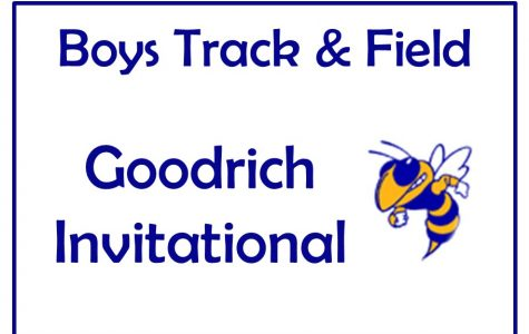 Boys track places fourth at Goodrich Invitational