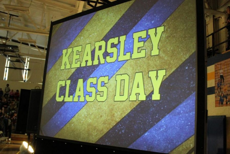 The Class of 2019 continued graduation festivities with Class Day on Wednesday, May 29.