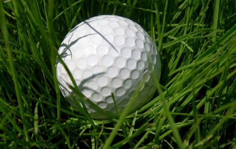Golf finishes seventh at league tournament