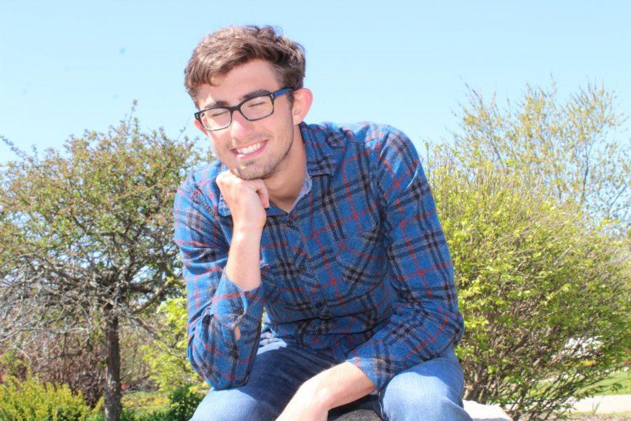 Senior Logan Loyer will attend Kettering University after leaving KHS.