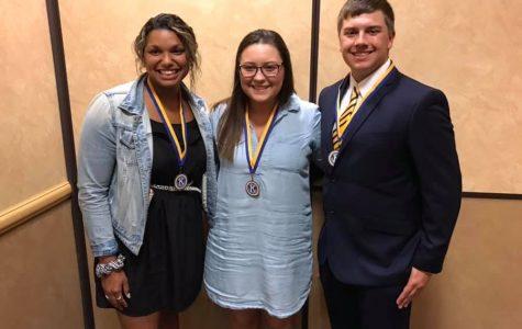 Seniors recognized at scholar-athlete luncheon