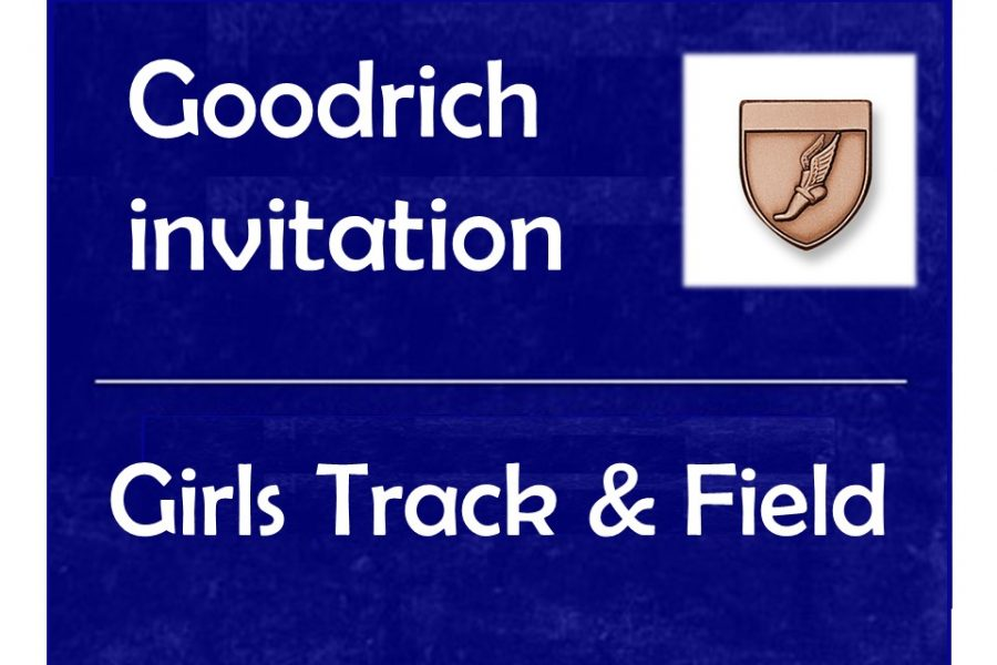 The+girls+track+team+placed+eighth+at+the+Goodrich+Invitational+on+Friday%2C+May+3.