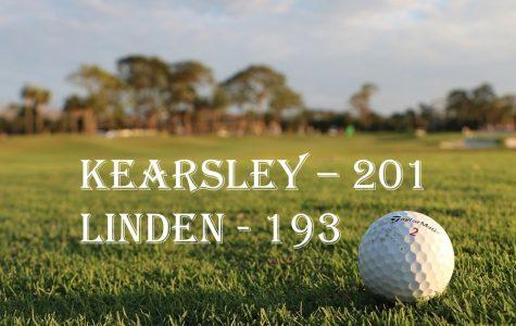 Golf stung by Linden