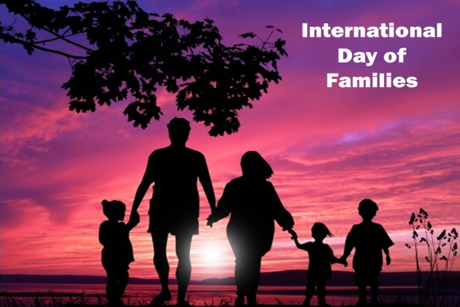 The International Day of Families inspires relatives to spend time together.