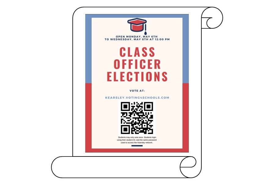Class elections take place from Monday, May 6, to Wednesday, May 8.