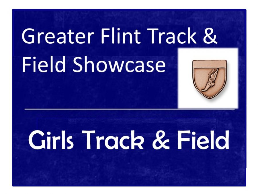 Girls track placed last at the Greater Flint Track & Field Showcase.