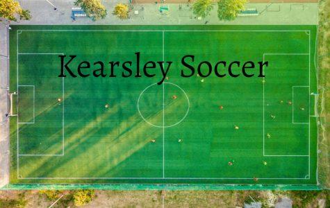 Soccer splits district games, ends season