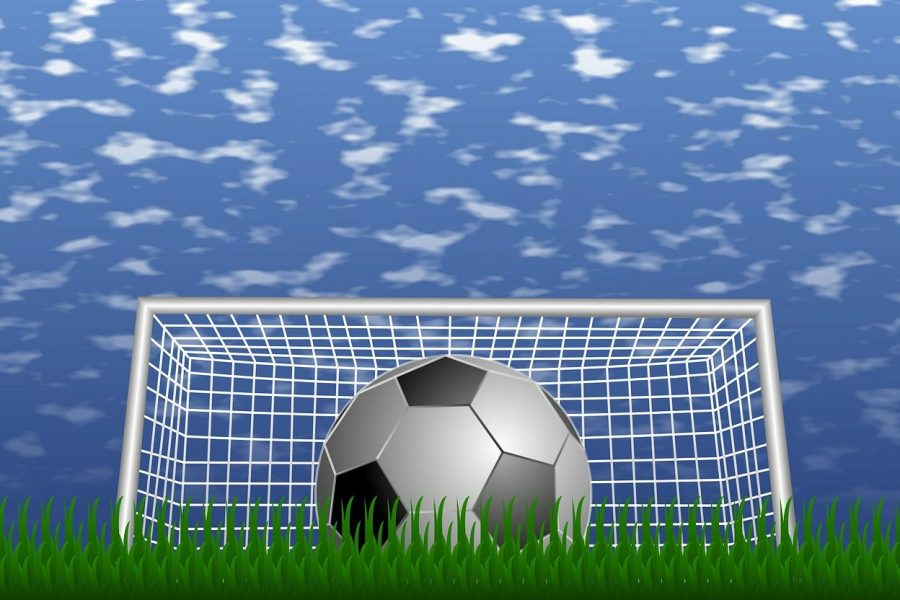 Soccer lost to Goodrich 5-0 on Monday, May 1.