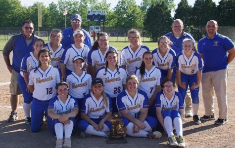 Softball crowned district champion