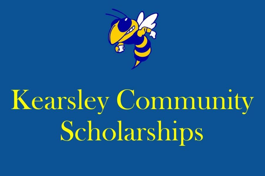 Seniors were awarded scholarships from 18 different companies and families in the Kearsley Community.