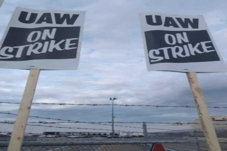 United Automobile Workers union members who work for General Motors and Aramark went on strike between Saturday, Sept. 14, and Sunday, Sept. 15.