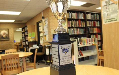 Students, staff compete for Spirit Cup