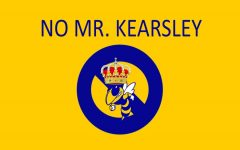 Mr. Kearsley takes a year off