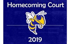 Twelve students comprise 2019 homecoming court