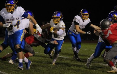 Football holds Bronchos to 92 yards