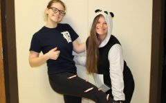 Students dress up for Halloween