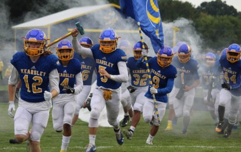 Football can clinch playoff berth with homecoming victory