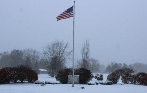 Kearsley hit by record-breaking snowfall