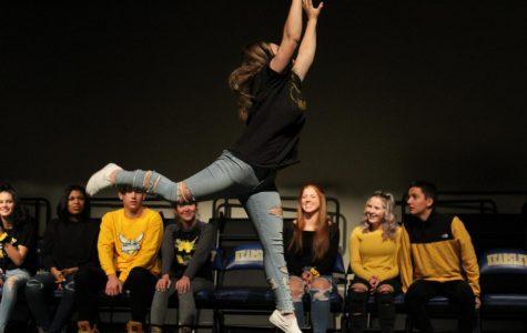 Hunt's students get hypnotized