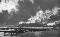 Pearl Harbor sparked American involvement in World War II