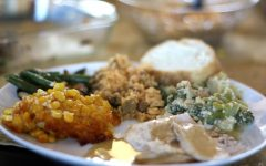 Students love Thanksgiving dishes