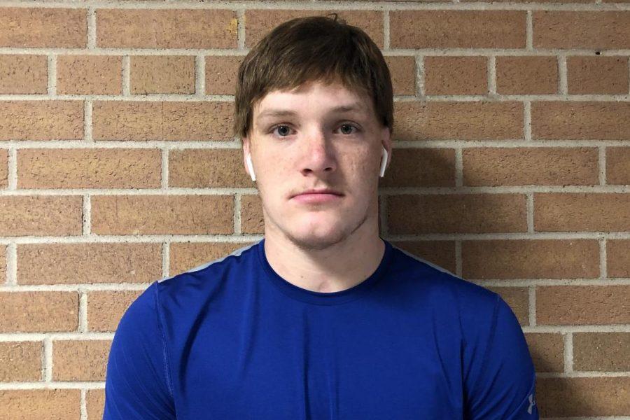 Senior Josh Truax and the power lifting team will look to make the Michigan High School Power Lifting Association state championship this season.
