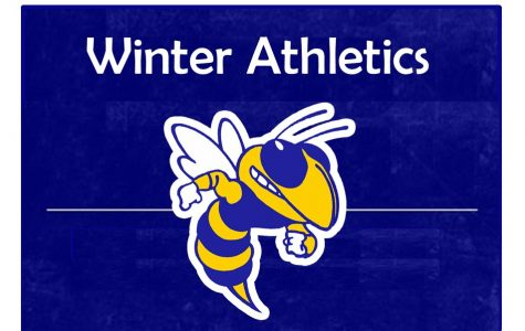 Hornets buzz for winter athletics