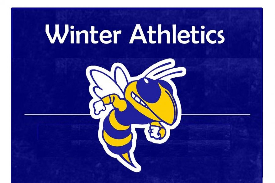 The winter sports season has started.