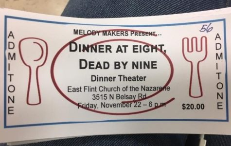 'Dinner at Eight, Dead by Nine' brings mystery to audience
