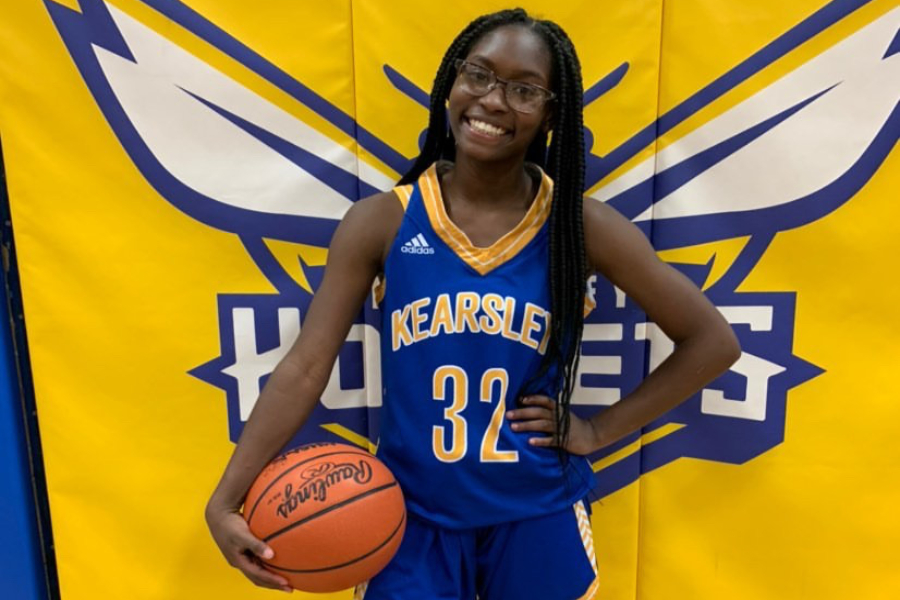 Senior Sydney Walker is excited about the upcoming girls basketball season and believes the team will go far.