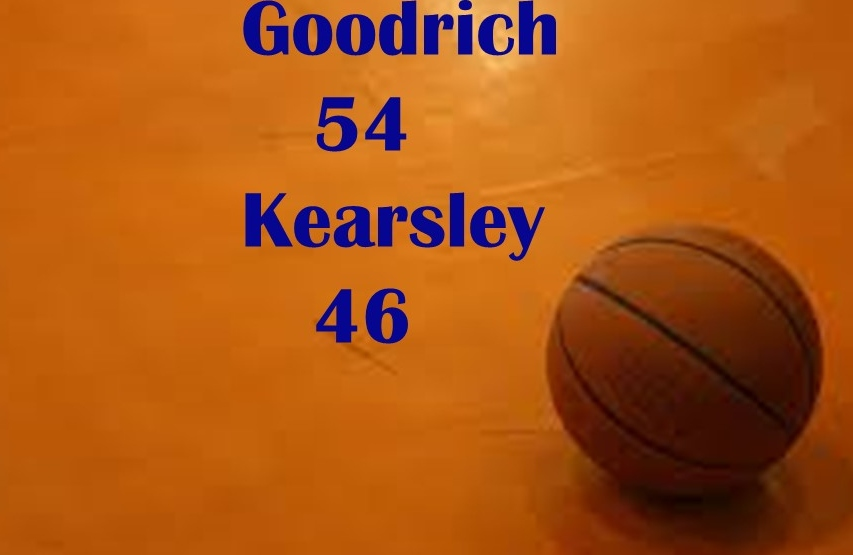 Girls basketball fell to Goodrich 54-46 Tuesday, Dec. 17.