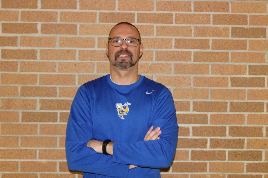 Mr. Chris Torok brings joy to students through his social media pages.