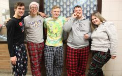 Pajama Day captures Christmas spirit