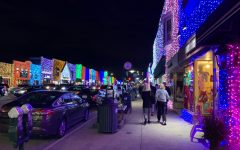 'Rochester Big, Bright Light Show' entertains shoppers