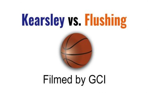 GCI students will be filming and streaming the Kearsley-Flushing basketball games Friday, Jan. 31, at 6 p.m.