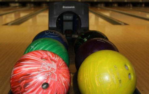 The boys bowling team was active over winter break.