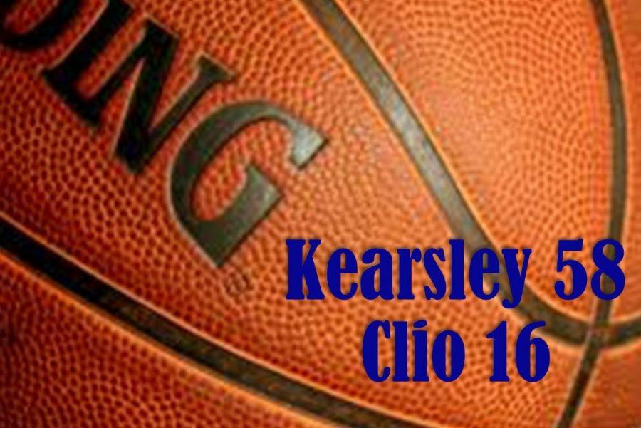Girls basketball beat Clio 58-16 in a Metro League game Tuesday, Jan. 14.