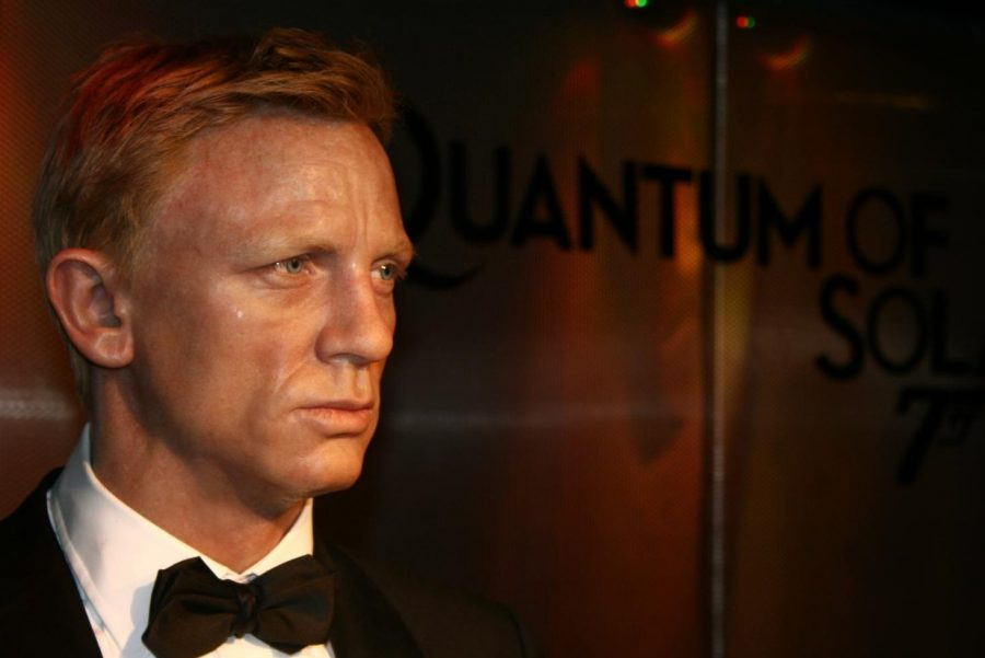Daniel Craig will star in his last James Bond film,