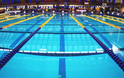 The swim team lost to Metro League foe Corunna 122-51 Tuesday, Jan. 14.