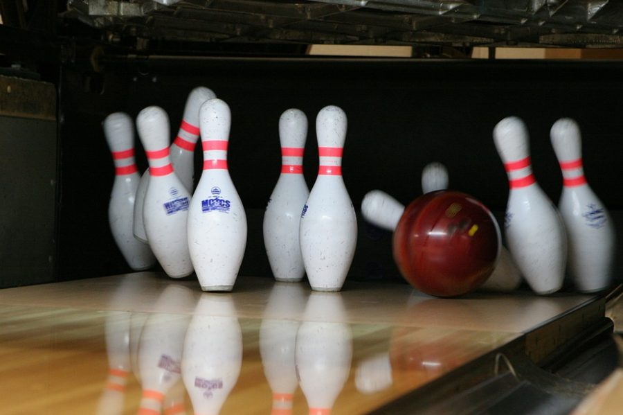 Boys bowling beat Brandon and fell in a tournament during exam week.