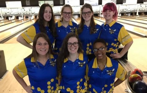 The Hornets defeated Flushing and Swartz Creek 27-3 Saturday, Feb. 1. at Holly Lanes. The Hornets placed in the top four in the Carman-Ainsworth Singles Tournament, Sunday Feb. 2.