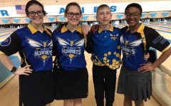 Girls bowling dominates matches, tournament