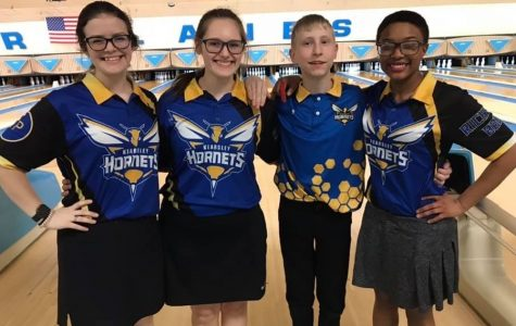 Girls bowling dominated its Metro League matches and the S&R Singles tournament over the weekend.