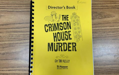 Students put on 'The Crimson House Murder'